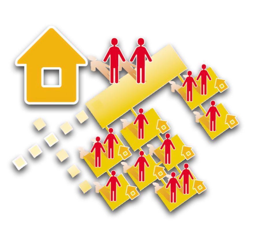 жилищный кооператив создается для